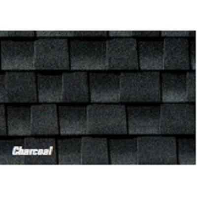 سقف شیبدار شینگل charcoal