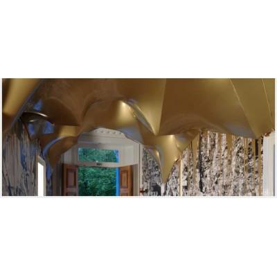 ویرایش: سقف کشسان اکستنزو -METALLISES