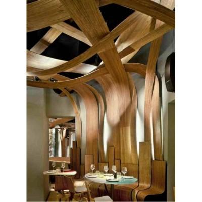 چوب با قابلیت خمش 8 میلیمتر
