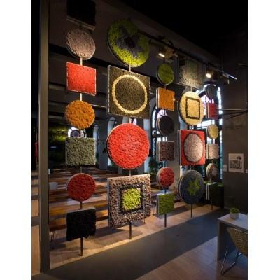 پروژه دیوار سبز رستوران لامباردو هلندد