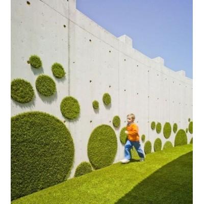 پروژه دیوار سبز هتل گرین هلند