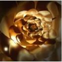 کاغذ دیواری سه بعدی طرح گل