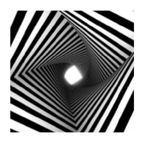 پوستردیواری3d سیاه و سفید